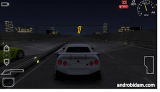 Game Android Terbaik Redline Racing GTS Full APK+Data