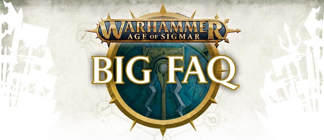Big FAQ Age of Sigmar