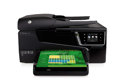 One Wireless Color Photo Printer alongside Scanner HP Officejet 6600 Driver Downloads