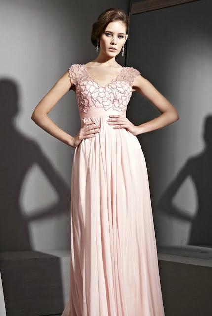 Model Pakaian Gaun Kebaya Untuk Pesta Terbaru