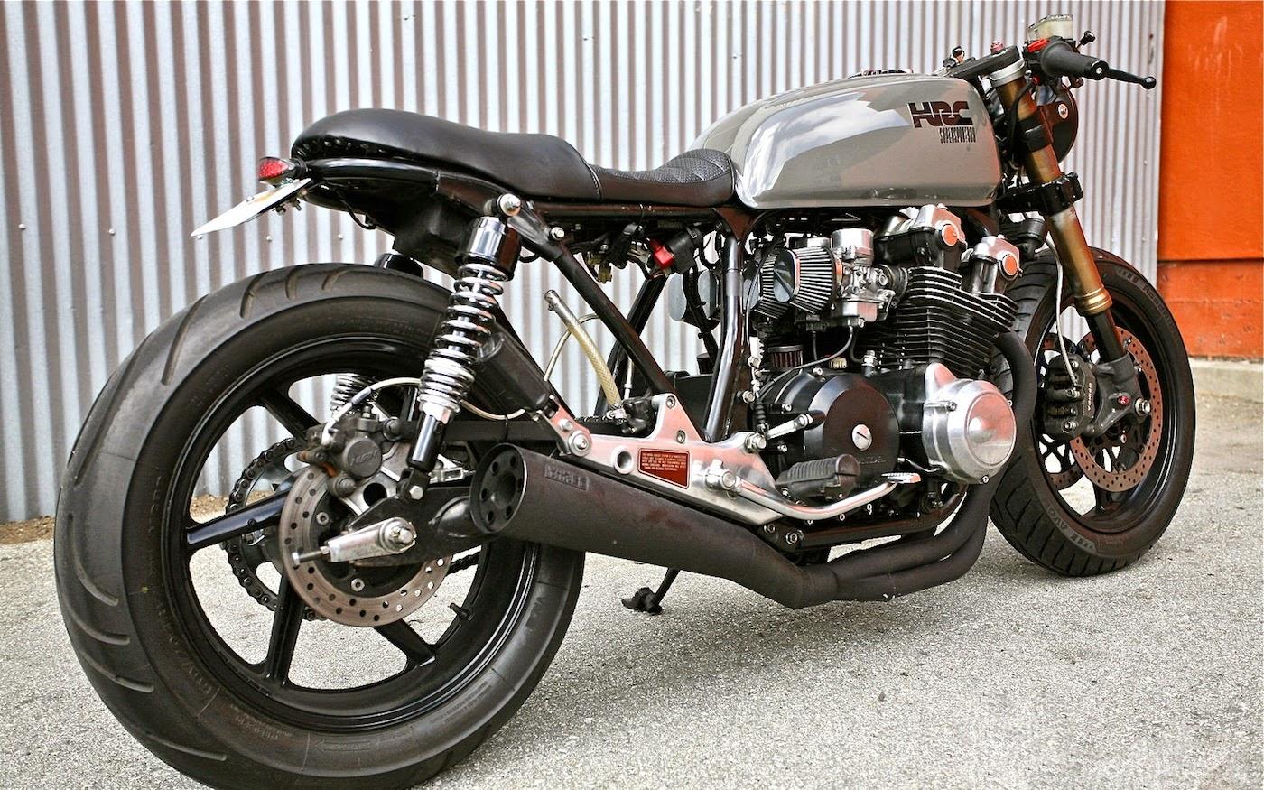 honda cb 900 f bol d'or cafe racer | 99garage | cafe racers