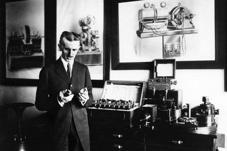 Nikola Tesla, el emprendedor