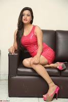 Shipra Gaur in Pink Short Tight Dress ~  Exclusive Poshoot 94.JPG