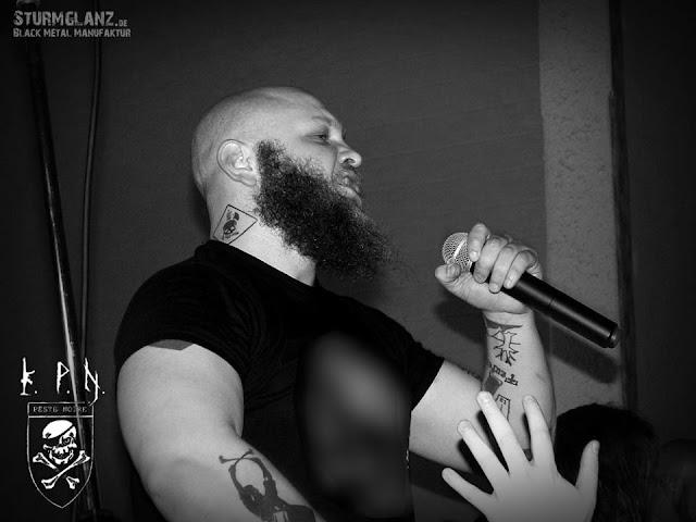 famine kpn peste noire black metal français