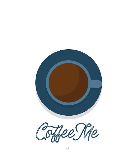 LostBumblebee ©2018 MDBN Coffee Me! Free Printable, Personal use Only, www.lostbumblebee.net, coffee, patience, waiting, coffee cup, coffee mug, cafe, caffeine,