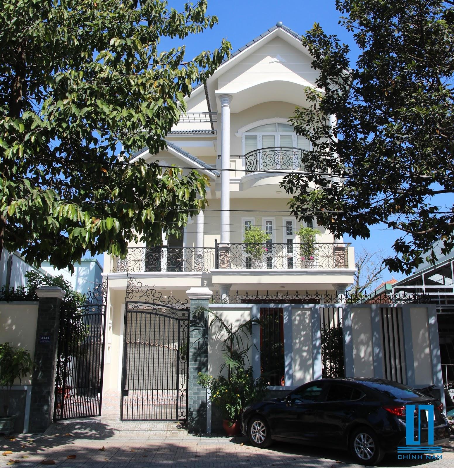 Biệt thự 2 tầng tại đường 5 Biên Hòa