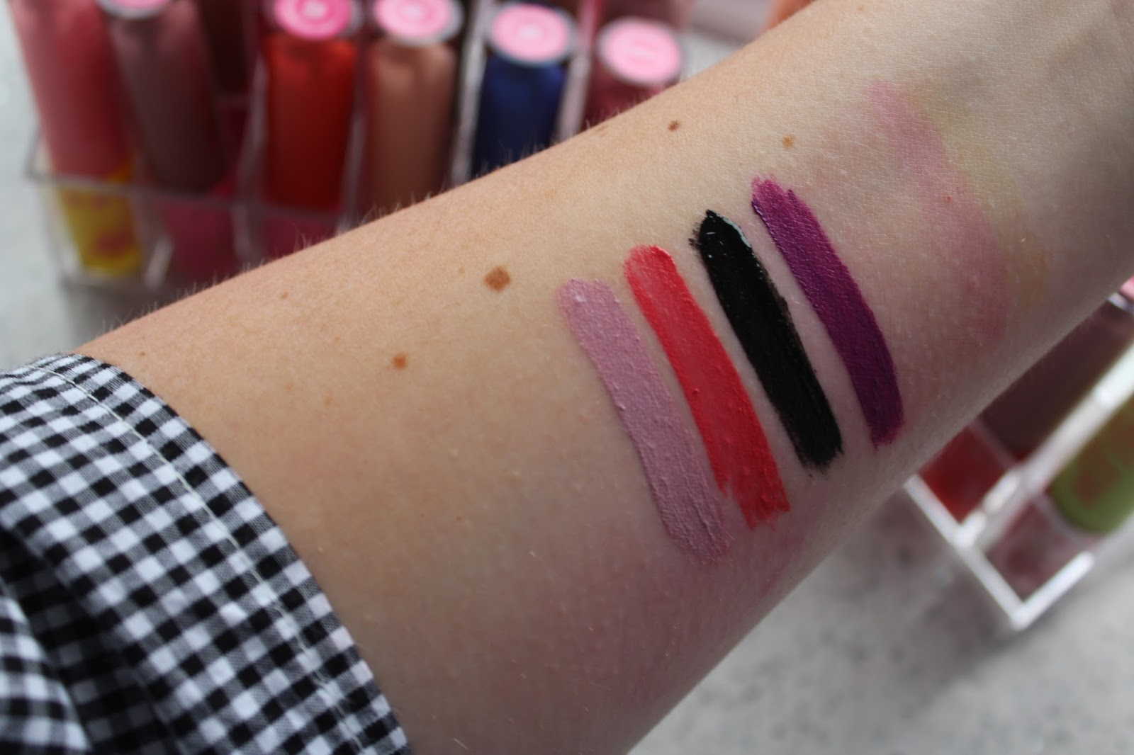 Velour Liquid Lipstick by Jeffree Star #17