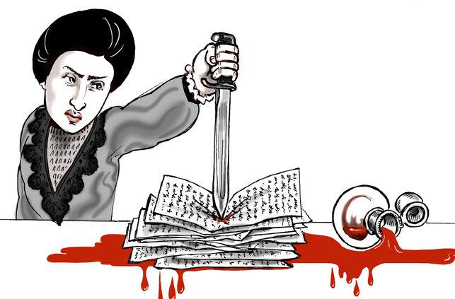 Agenda Roja Valencia: Rosa Luxemburgo, el águila de la izquierda que  callaron con una bala
