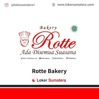 PT. Rotte Ragam Rasa (Rotte Bakery) Pekanbaru