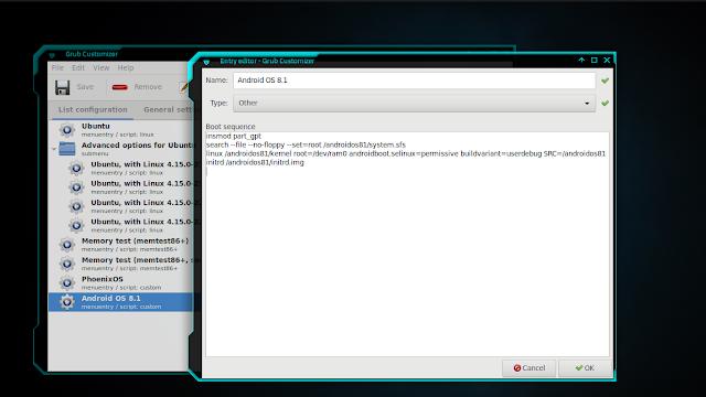 Step 4 Install Android-x86 On Ubuntu