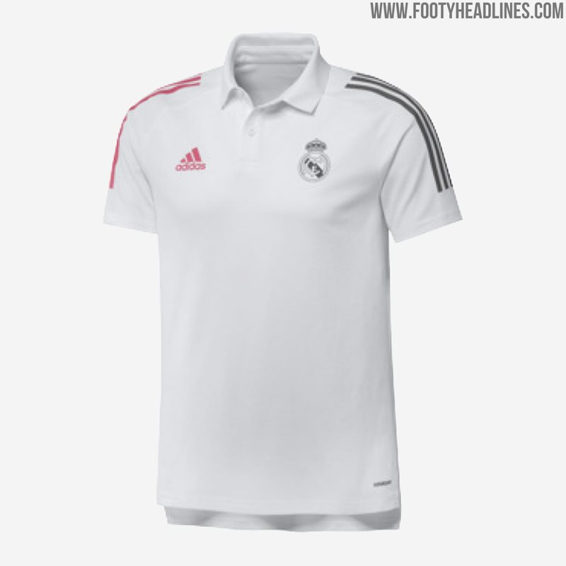 'Grey Five' - Real Madrid 20-21 Training Kits + Collection ...