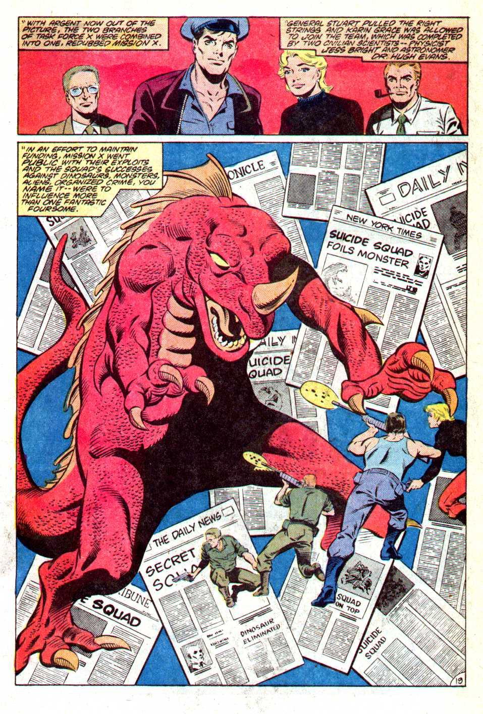 Read online Secret Origins (1986) comic -  Issue #14 - 22