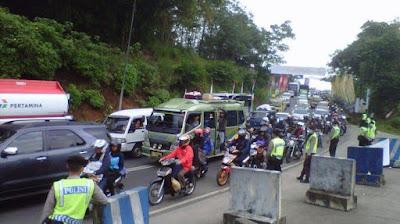 Polda Jabar Siapkan Antisipasi Kemacetan, Termasuk One Way