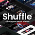 Download Shuffle - All-Purpose Music Theme with Genre-specific Skins & Homepages
