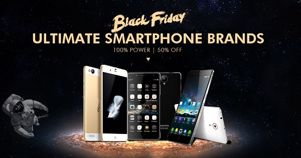 SMARTPHONES EN BLACK FRIDAY DE GEARBEST