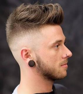 Model Rambut Pendek Pria Terpopuler Rekomendasi Barber Shop Ternama