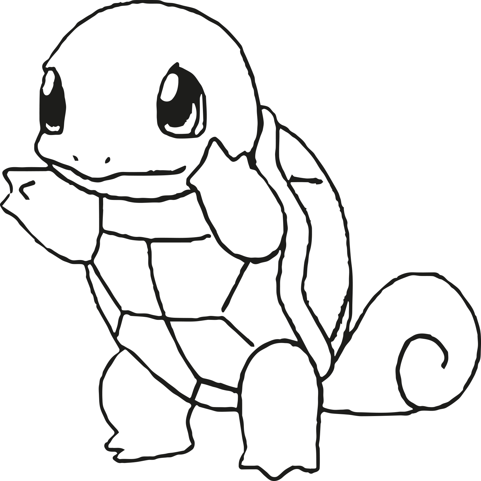 - Free Videos For Kids: Free Pokemon Coloring Pages For Kids