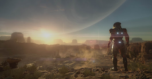 News: Mass Effect Andromeda trailer released!