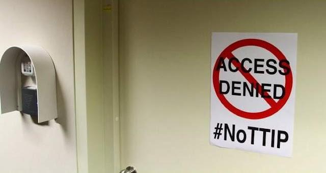 Bruselas impide a los países consultar textos del TTIP tras la filtración de Greenpeace
