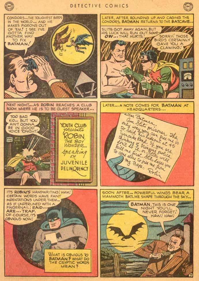 Detective Comics (1937) 153 Page 8