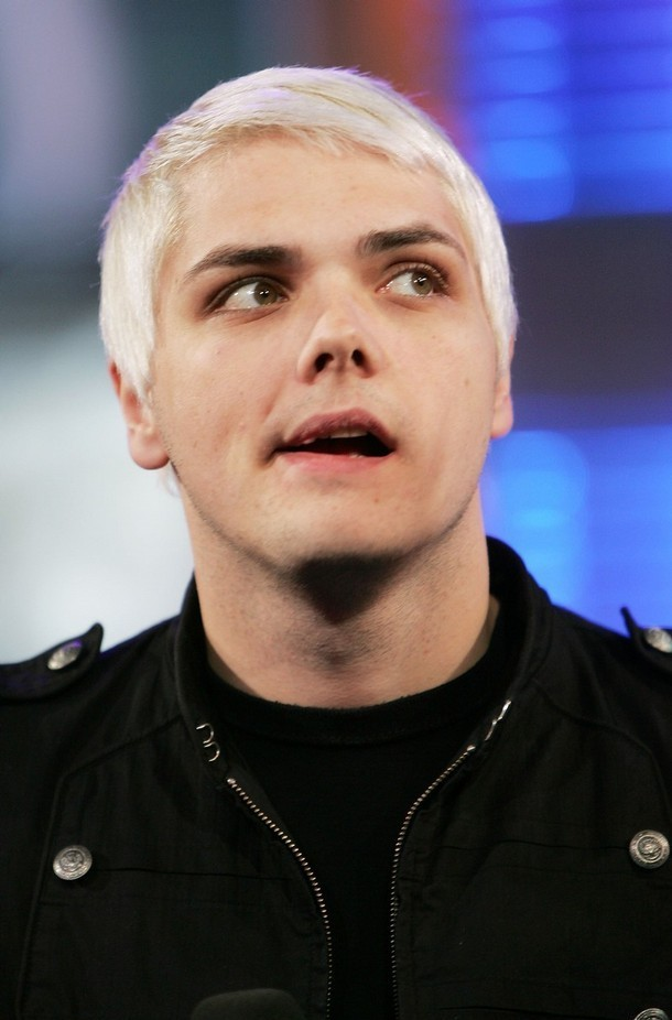 Gerard Way Hairstyle Men Hairstyles Men Hair Styles