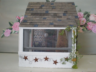Cinderella Moments Primitive Style Saltbox Farmhouse With