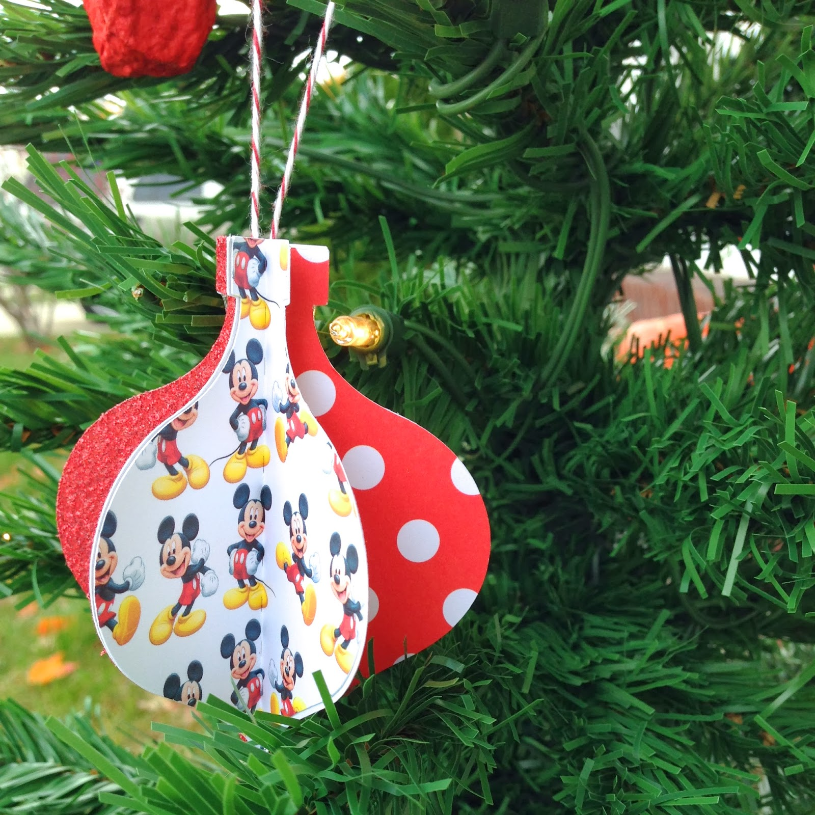 Merryweather's Cottage: DIY Disney 12 Days Of Christmas