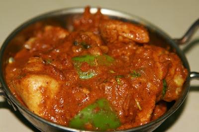 how to prepare kadai chicken at home