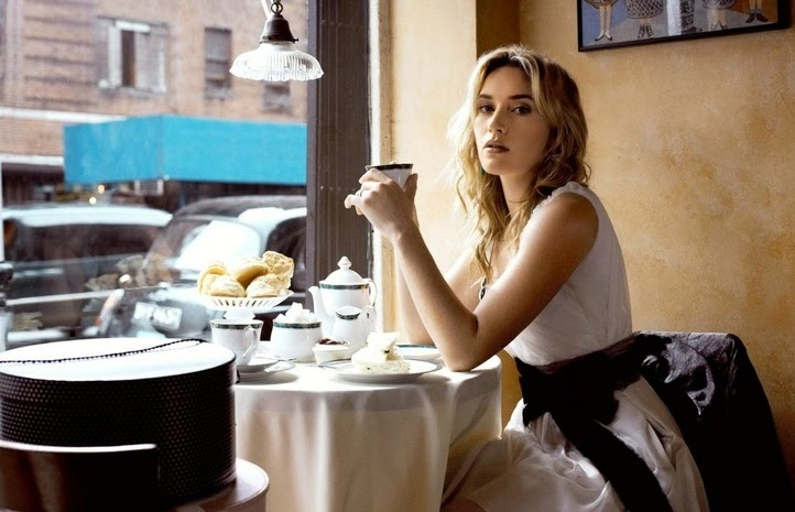 Kate Winslet Beautiful&Calm Photography