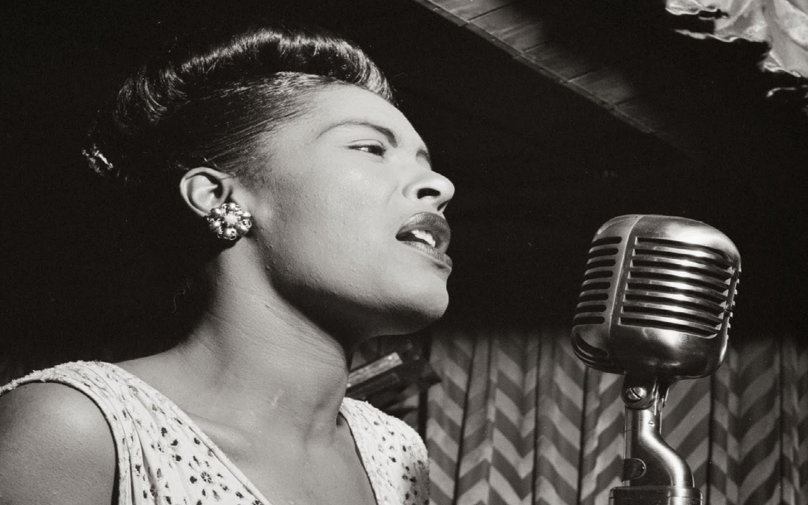 Le migliori cantanti: Billie Holiday