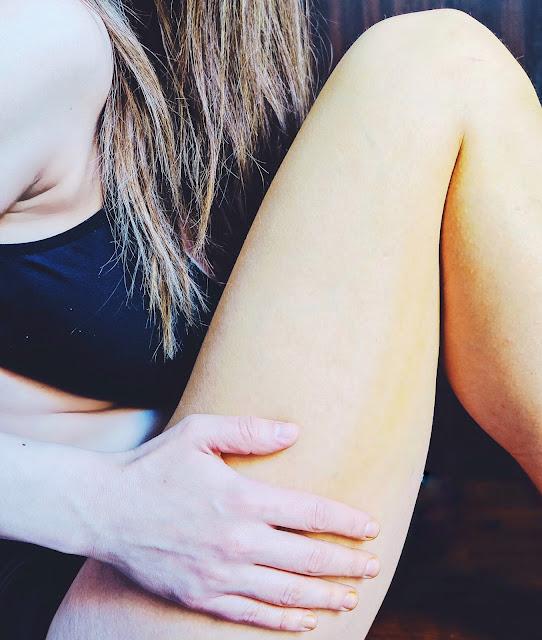naturalna depilacja kurkumą