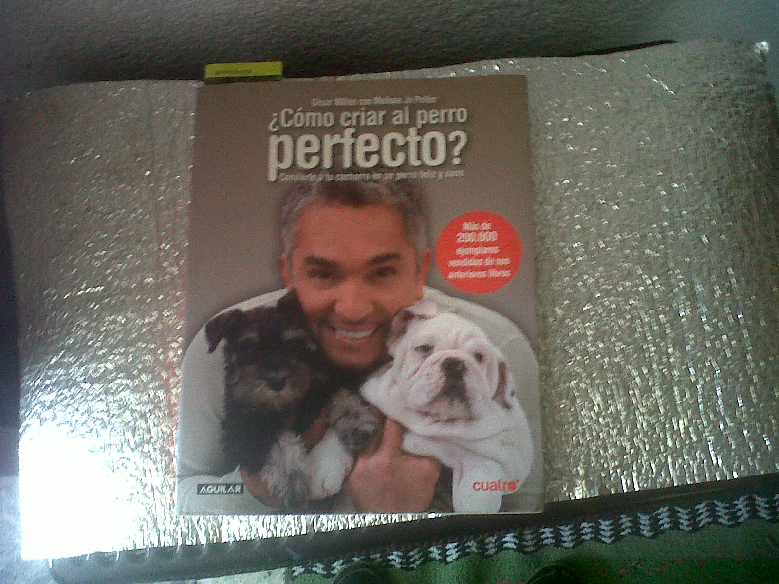 Libro De Cesar Millan The Dog 39s World Noviembre 2012