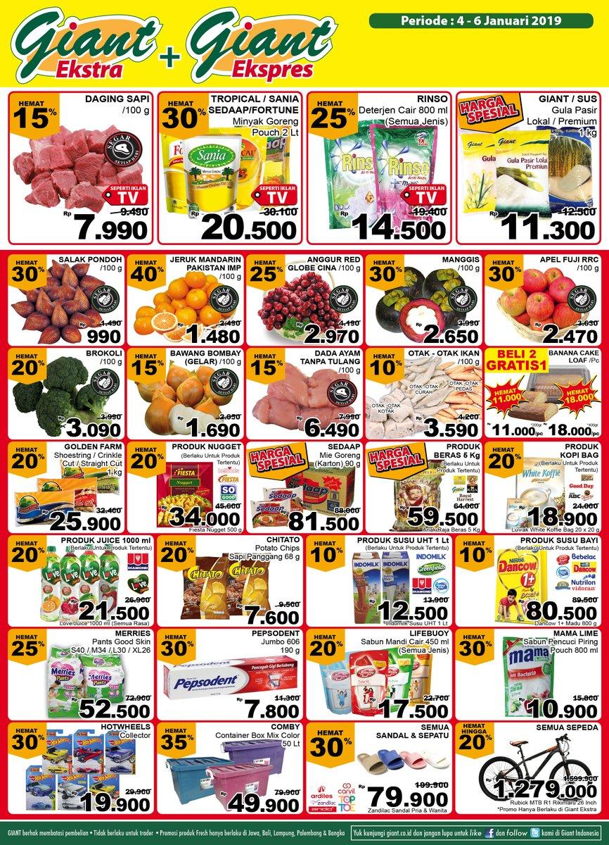 #Giant - Promo Katalog JSM Periode 04 - 06 Januari 2019