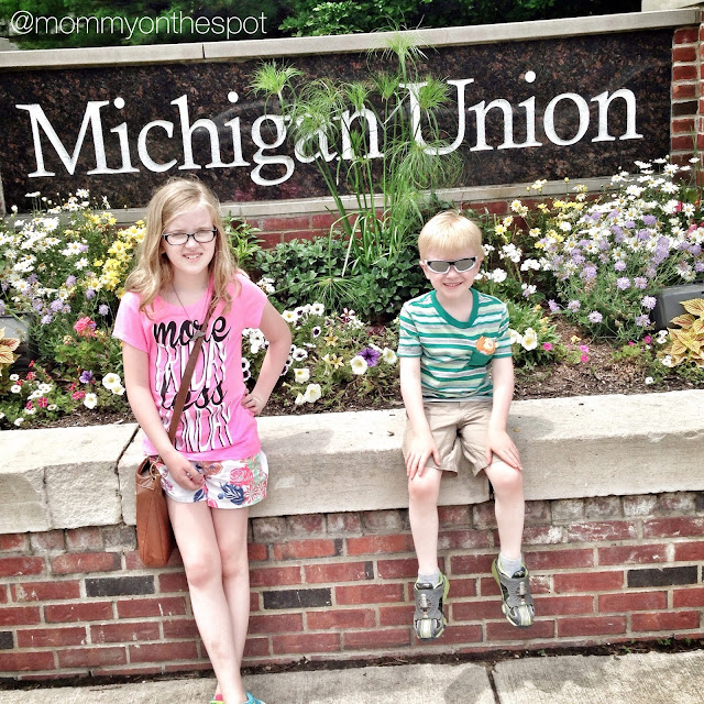 erin janda rawlings mommy on the spot week 2 of summer vacation summer vacation university of ann arbor michigan