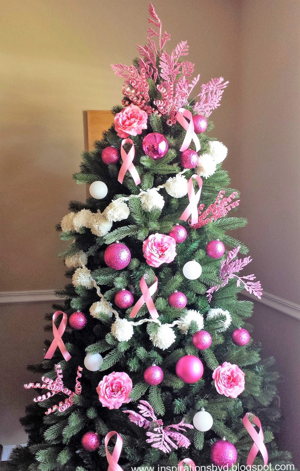 Inspirations By D Breast Cancer Awareness Month With Tree