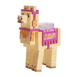Minecraft Series 3 Llama Overworld Figure