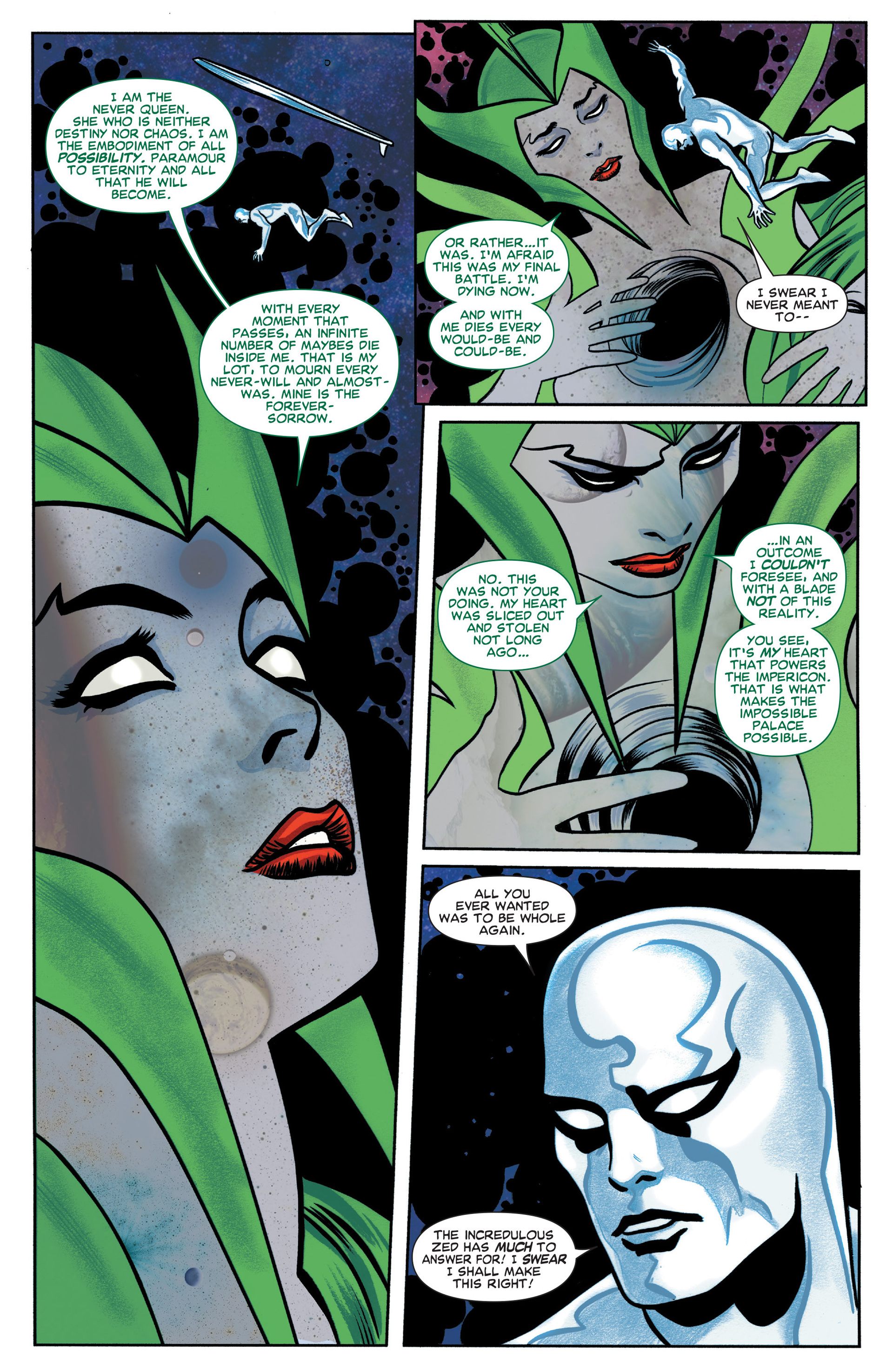 Read online Silver Surfer (2014) comic -  Issue #2 - 15