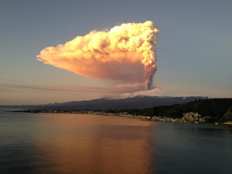Top 10 Natural Wonders in Italy - Etna