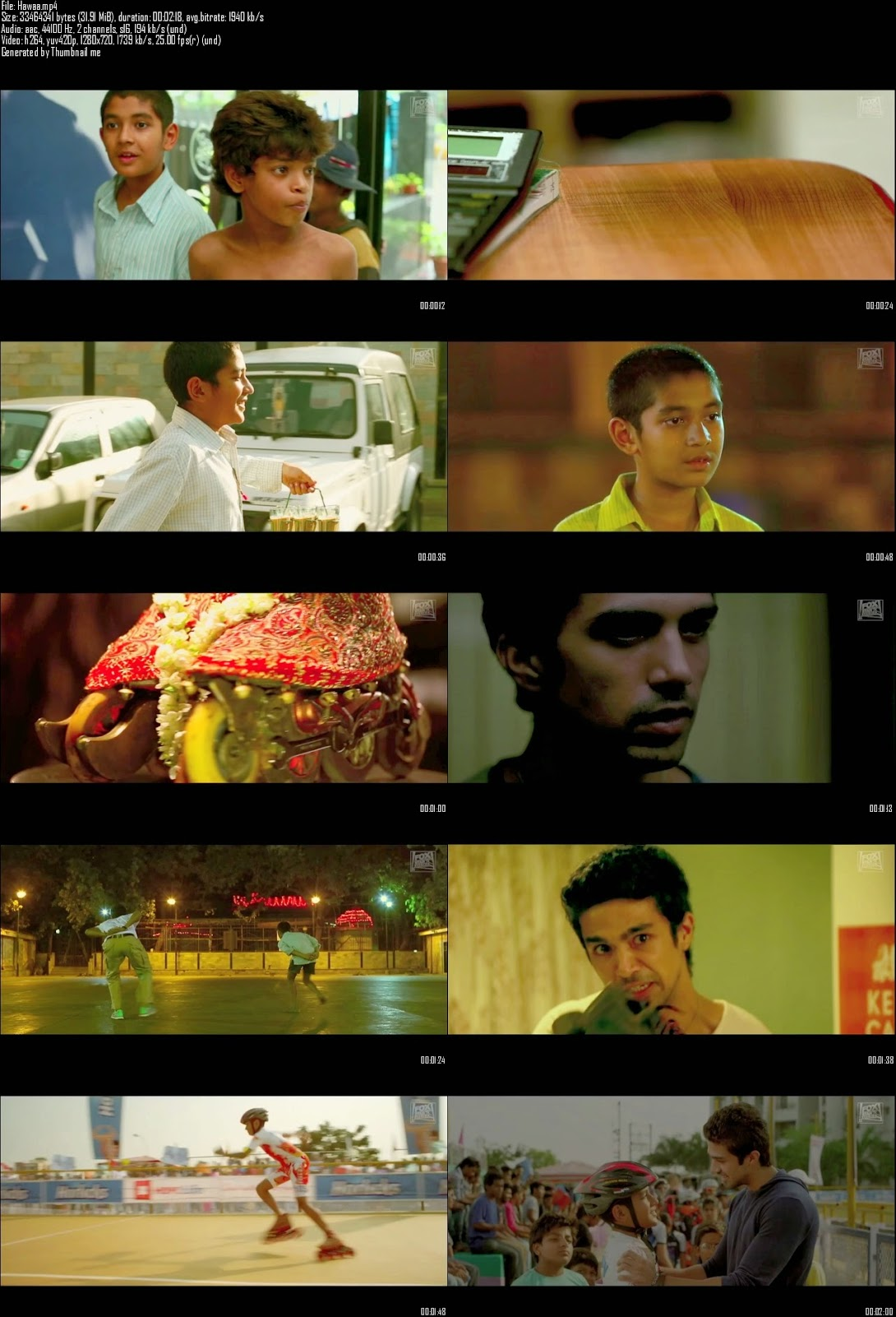 Mediafire Resumable Download Link For Teaser Promo Of Hawaa Hawaai (2014)