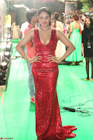 Parul Yadav in Sleeveless Deep Neck Red Gown at IIFA Utsavam Awards March 2017 044.JPG
