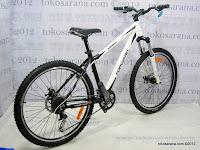 E 26 Inch Forward Damiano 3.0 27 Speed Shimano Alivio HardTail Mountain Bike