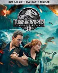 Jurassic World Fallen Kingdom 2018 3D SBS 720p Hindi, Tamil, English Movies