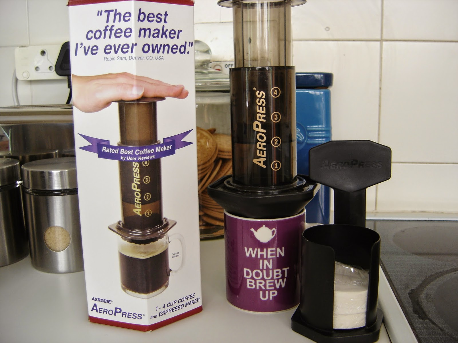 Image Result For Where Do You Put The Water In A Coffee Makera