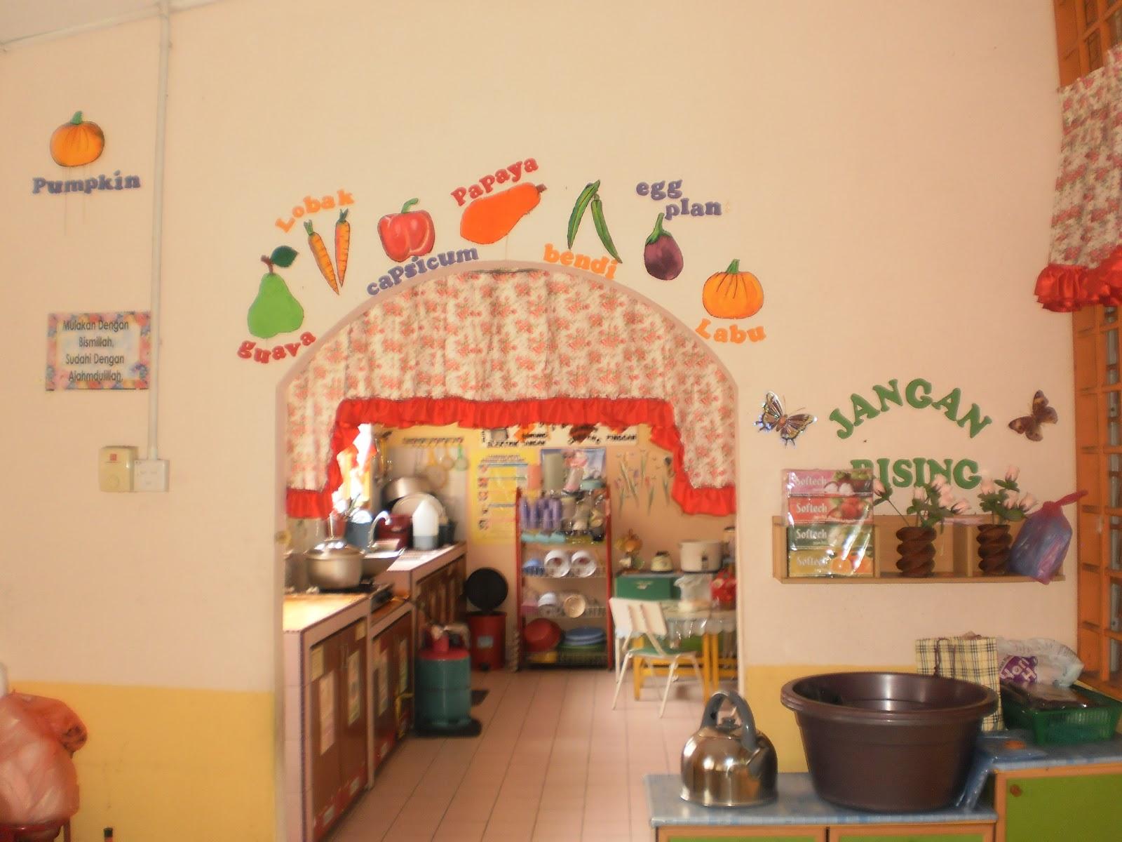 Dapur Prasekolah Contoh Desainrumahid
