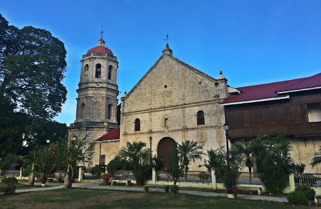 San Guillermo de Aquitania Church - Dalaguete, Cebu