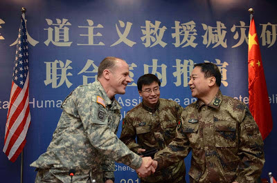 Hawaii-China military ties
