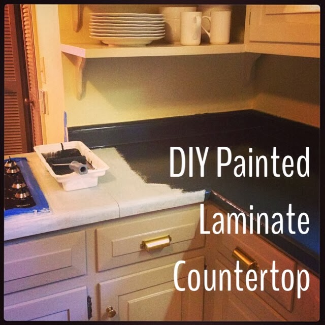 How Much To Replace Kitchen Cabinets Bosch Universal Plus Machine Catherine Pringle: Diy Painted Laminate Countertop