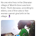 Here Is A Ghanaian Village Of Mafi Dove No One Who Lives There Was Born There(Pics)