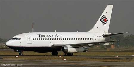 Cara Menghubungi Trigana Air Service