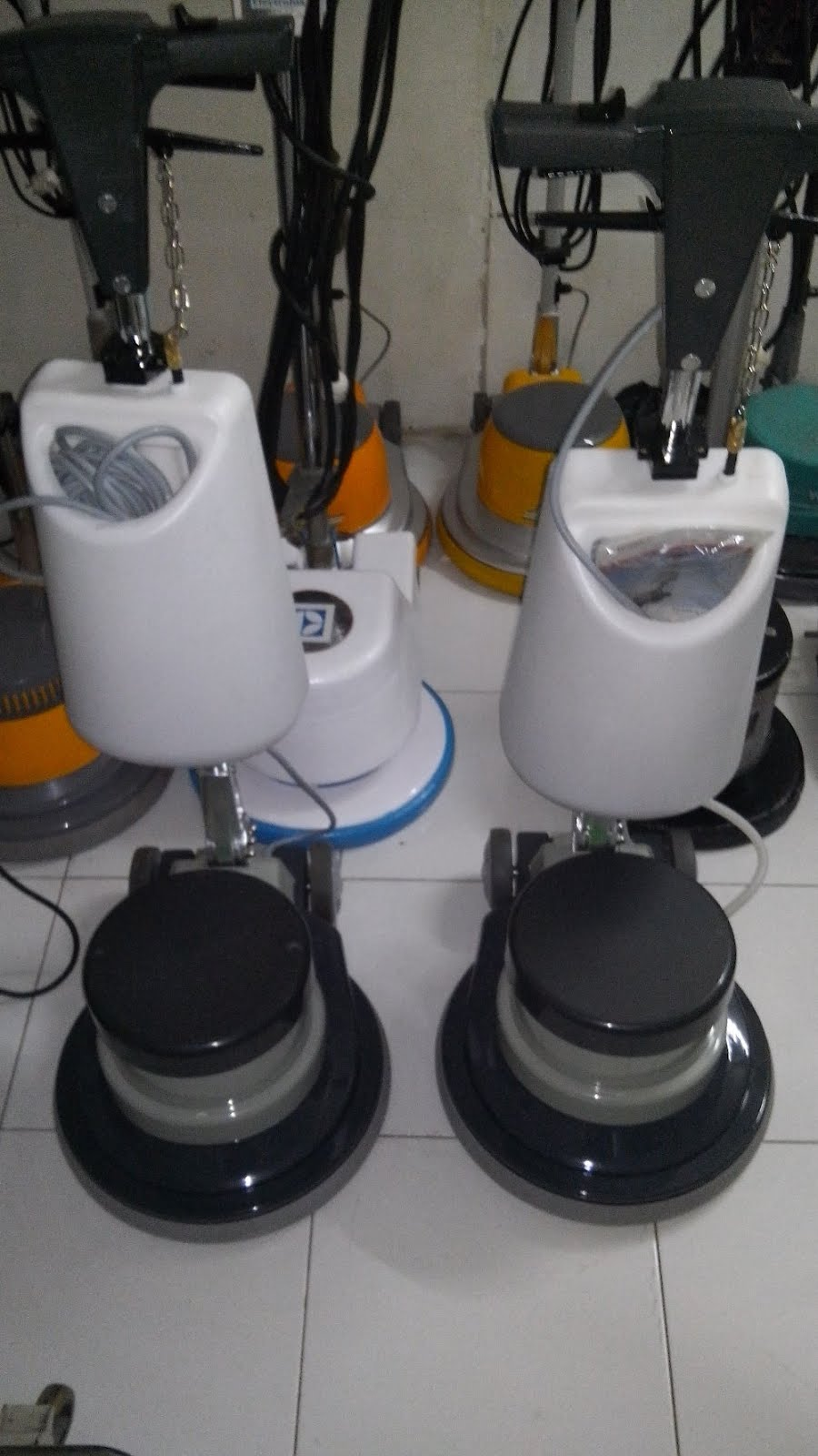 mesin polisher innotech 154 rpm baru